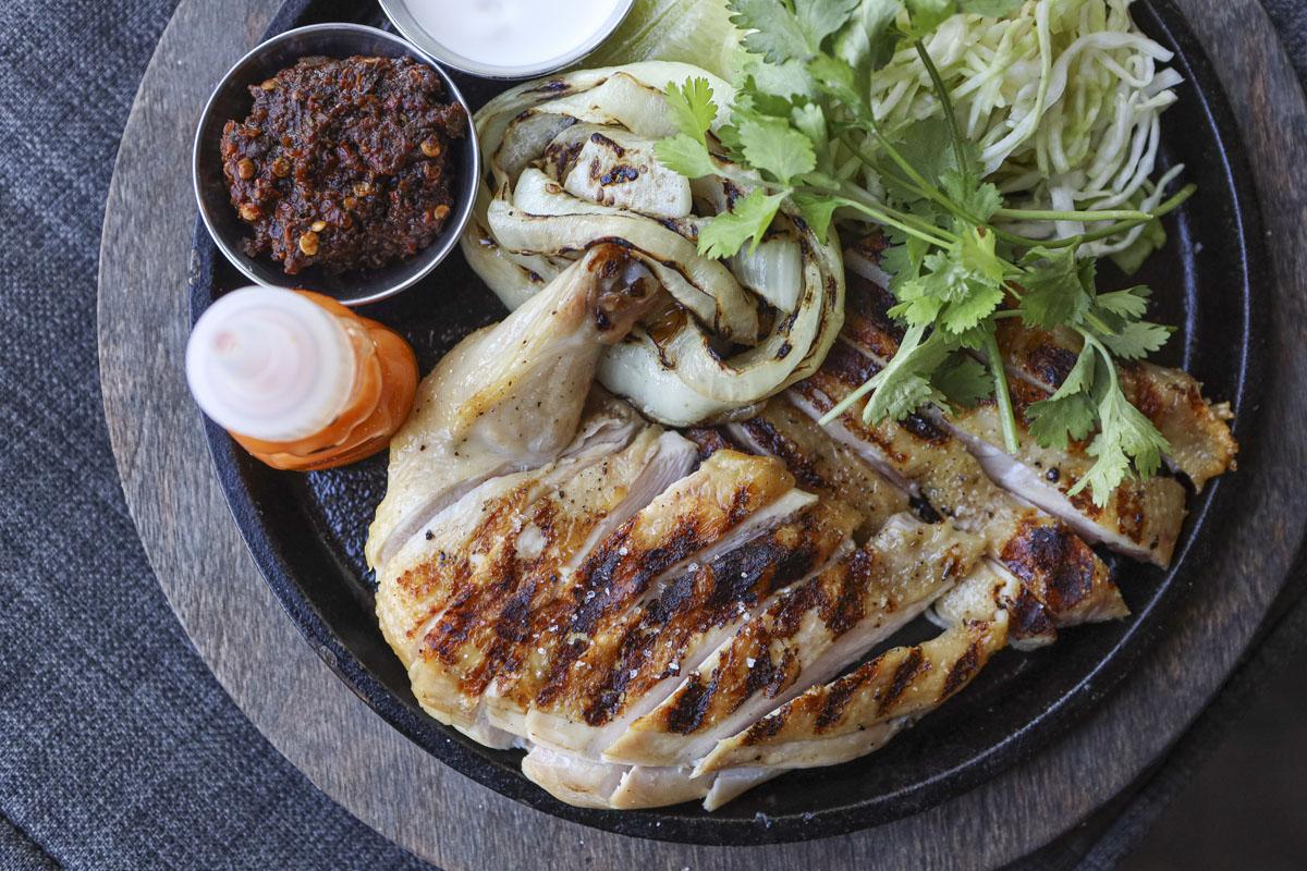 Chicken Taco Platter